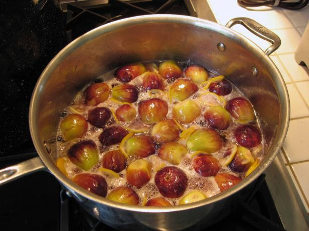 Fig Preserves. Photo by Salesgirl