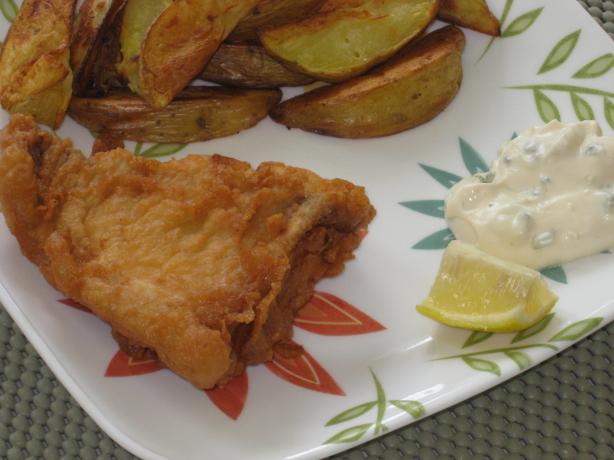 Kittencal's Beer Battered Fish. Photo by FrenchBunny