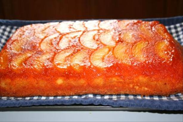 Peach Upside Down Cake. Photo by ~Nimz~