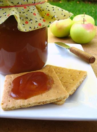 Crock Pot Apple Butter. Photo by LUv 2 BaKE