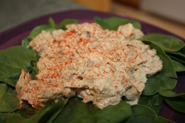 Wasabi Chicken Salad. Photo by IngridH