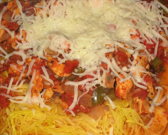 Crock Pot Chicken Pizza. Photo by yogiclarebear