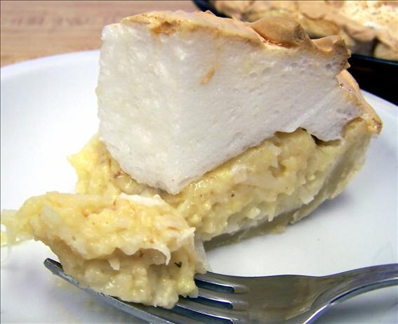Coconut Cream Pie. Photo by PaulaG