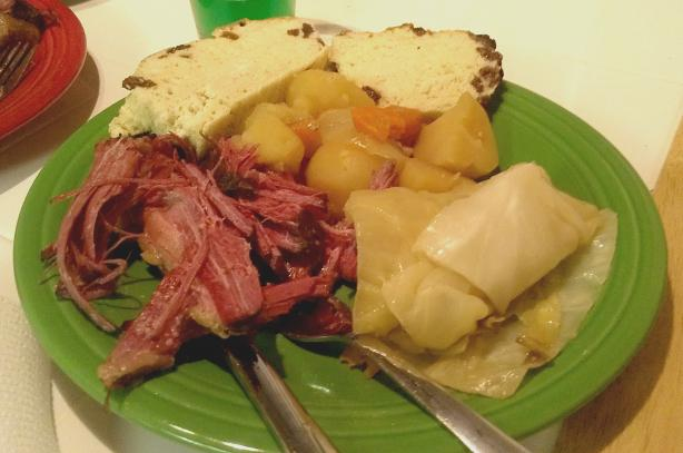 Corned Beef in Beer (Crock Pot). Photo by rebeckyOG