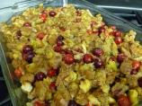 Cranberry Sage Stuffing on the Side