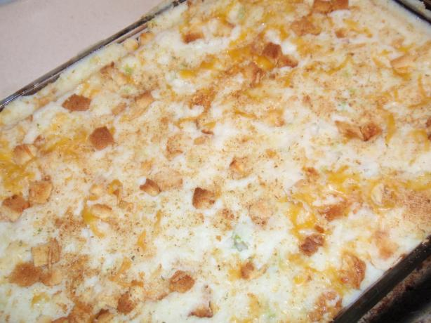 Baked Potato Stuffing. Photo by TheDancingCook