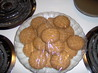 Flourless Peanut Butter Cookies. Recipe by BAker