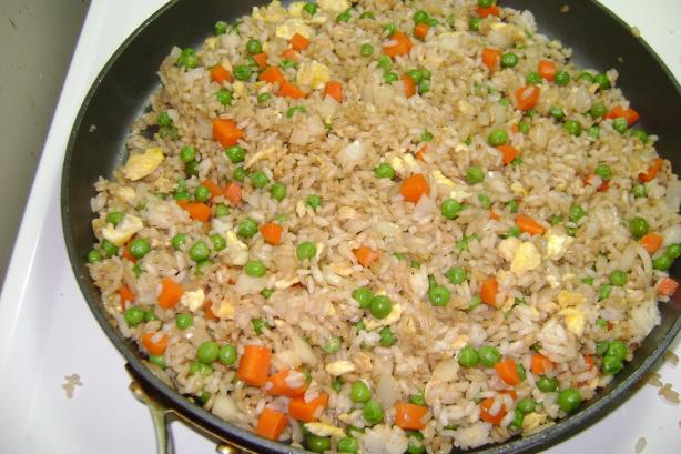Benihana Japanese Fried Rice. Photo by DomesticatedDiva
