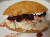 The Gobbler (Apres Thanksgiving Sandwich). Recipe by Picholine