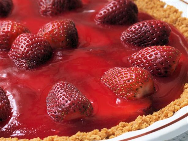 Sugar-Free Strawberry Pie. Photo by Saturn