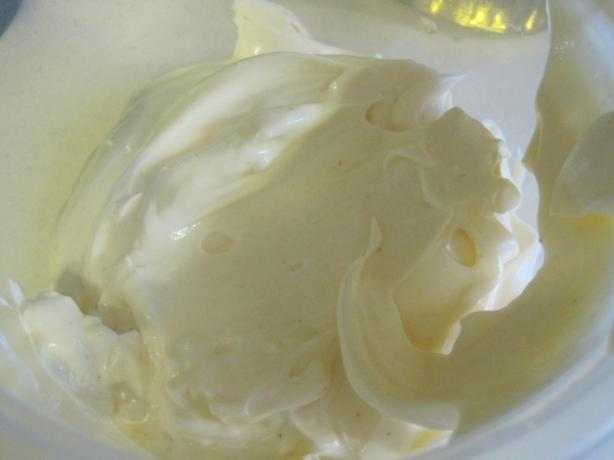 Homemade Mayonnaise. Photo by Herb-Cat