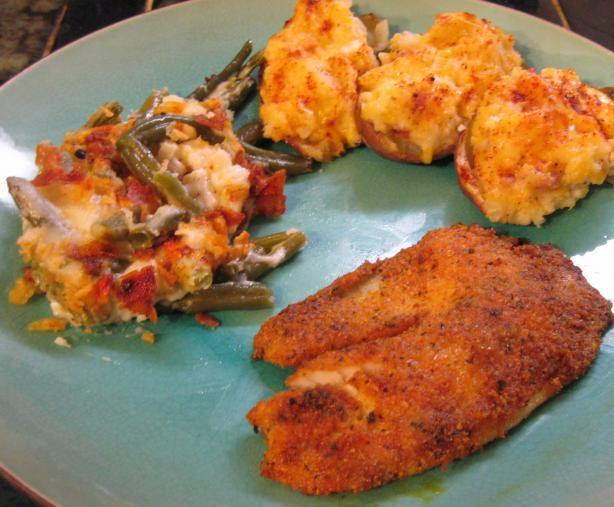 Baked Fish Fillets. Photo by breezermom