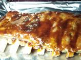 Baby Back Ribs with Espresso BBQ Sauce