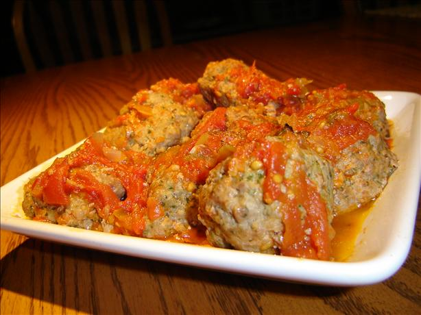 Rocco's Mama's Meatballs. Photo by Lois M