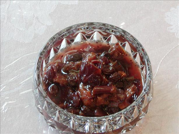 Plum Chutney. Photo by Rita~