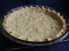 No Roll Pie Crust. Recipe by Kanzeda