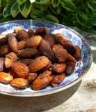 Hot and Spicy Almonds. Photo by French Tart