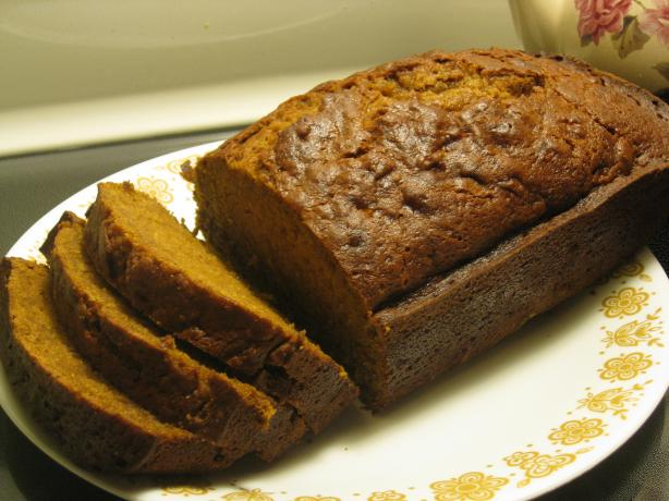 Harvest Pumpkin Apple Bread. Photo by mistydisa