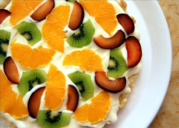 Fruit Pizza. Photo by Sackville