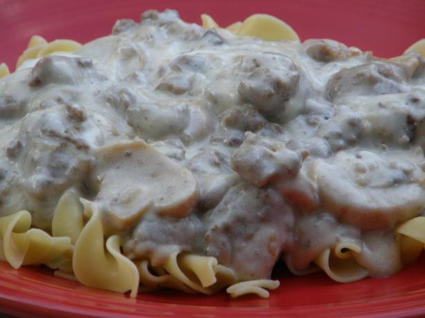 Best Beef Stroganoff. Photo by mydesigirl