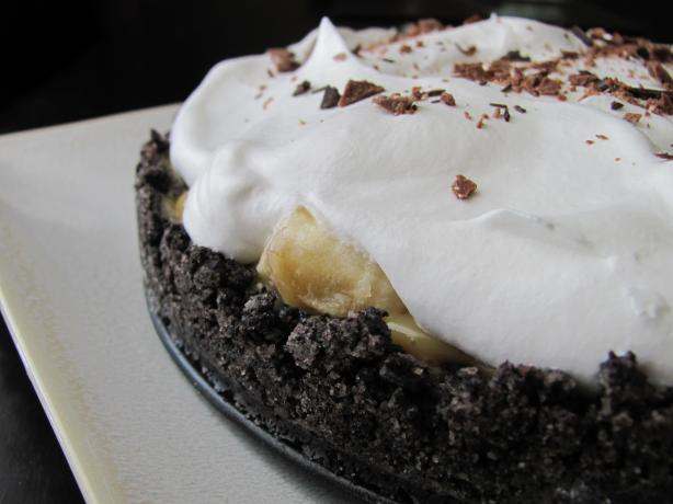 Easy Banoffee Pie. Photo by under12parsecs