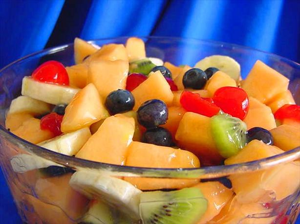 Lemony Fruit Salad. Photo by Marg (CaymanDesigns)