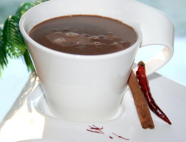 Agasajos (Mexican Hot Chocolate). Photo by **Tinkerbell**