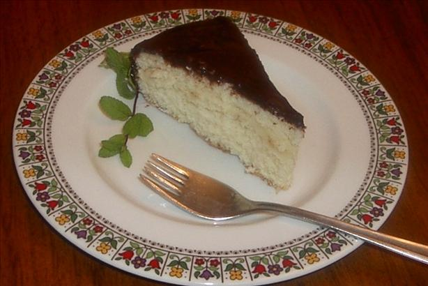 Boston Cream Pie. Photo by PanNan