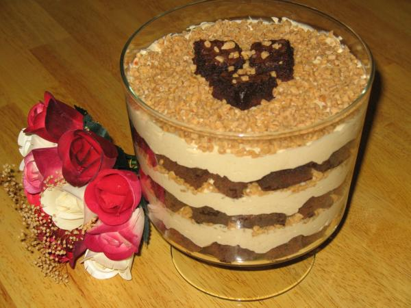 Pampered Chef Double Chocolate Mocha Trifle. Photo by J-Lynn