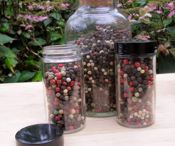 Peppercorn Mix. Photo by lazyme
