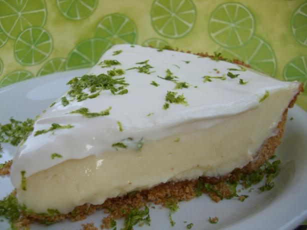 Emerils Key Lime Pie. Photo by Chef*Lee