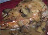 Oven-Braised Teal