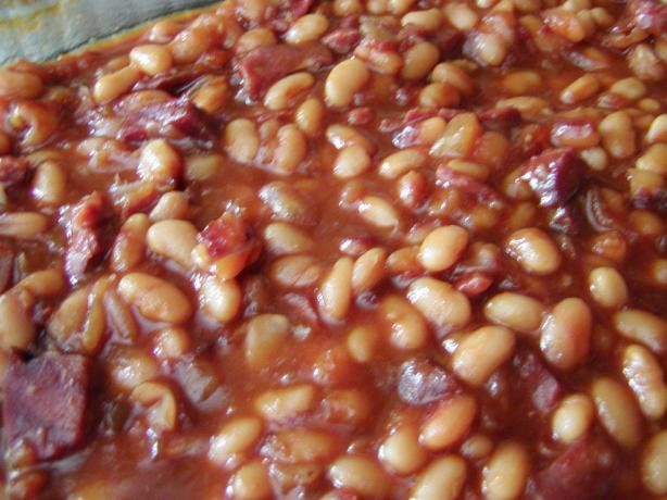 Hawaiian Baked Beans. Photo by brian48195