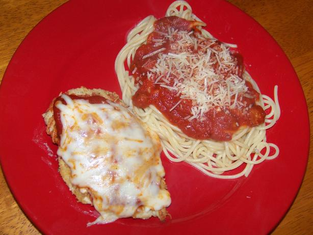 Chicken Parmesan. Photo by Beautiful