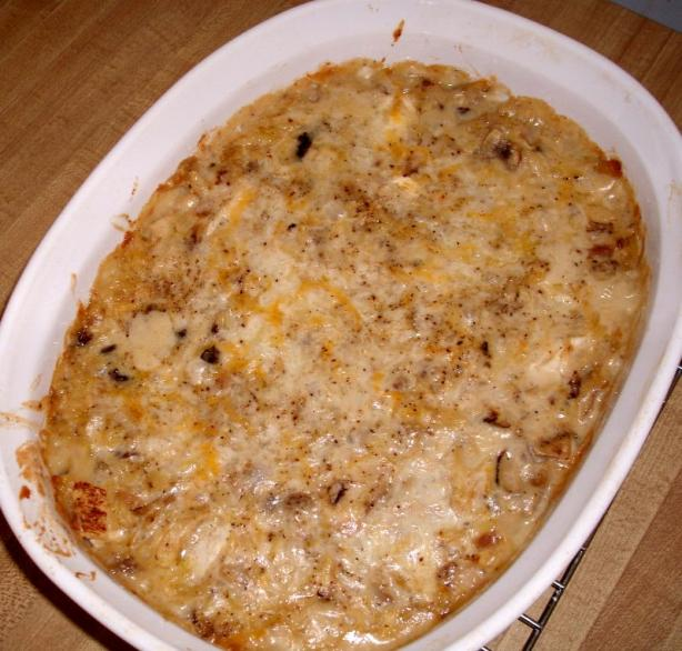 Quick and Easy Chicken and Rice Casserole. Photo by Shirl (J) 831