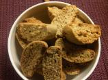 Spicy Ginger/nut Biscotti #2
