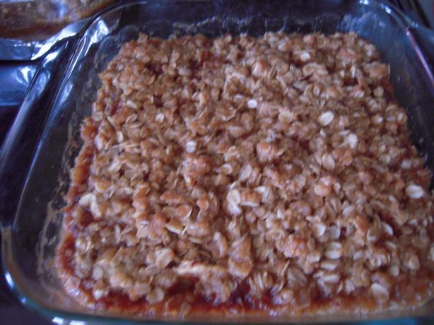 Oatmeal Apple Pear Crisp. Photo by ran02004
