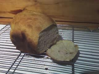 Maple Oatmeal Bread (Bread maker). Photo by galaxydreaming