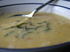 Yellow Pea and Bacon Soup