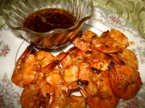 New Orleans BBQ Cajun Shrimp. Photo by Dreamgoddess