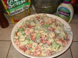 Broccoli, Tortellini, and Bacon Salad