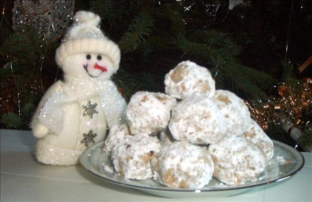 Old-Fashioned Maple Walnut Butter Balls. Photo by ~Leslie~