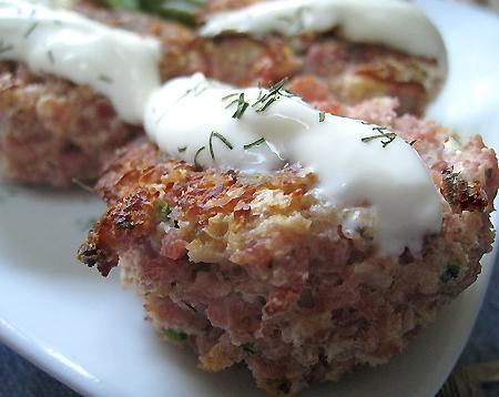 Ham Balls. Photo by Caroline Cooks