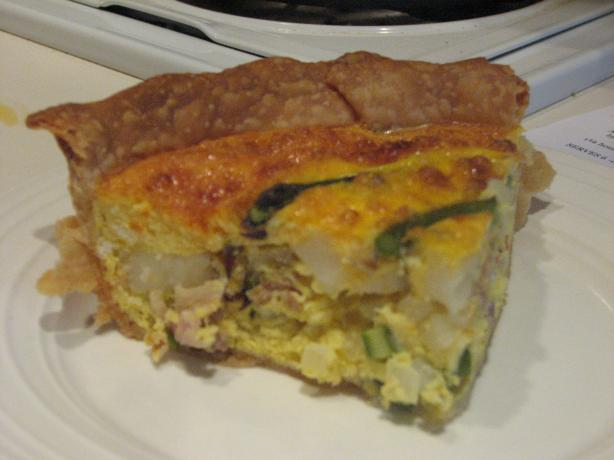 Breakfast Quiche. Photo by Bonnie G #2