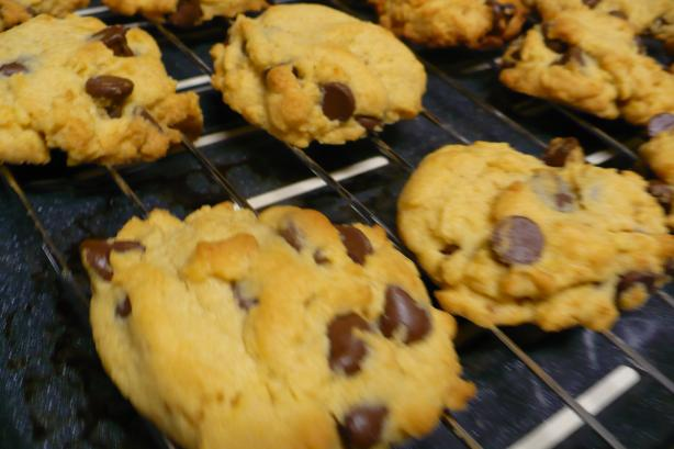 Chocolate Chip Pudding Cookies. Photo by megs_