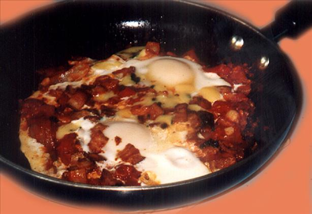 Mexican Eggs. Photo by Bergy