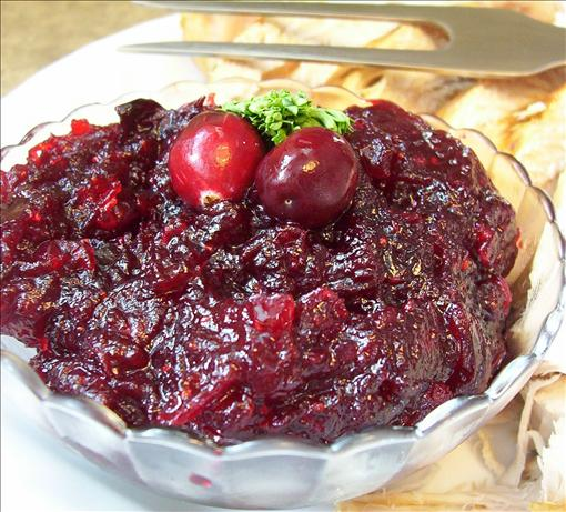 Cranberry Sauce. Photo by * Pamela *