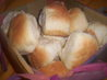 Tender Bread Machine Rolls