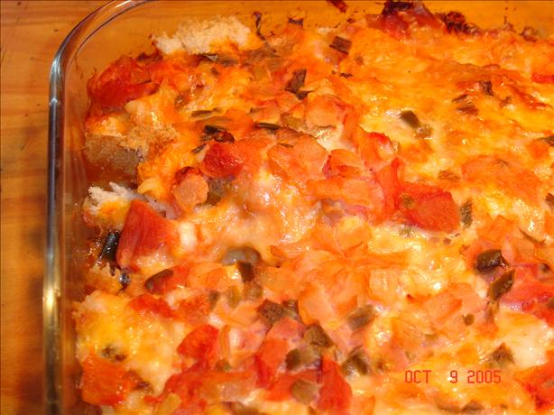 Breakfast Casserole. Photo by lets.eat