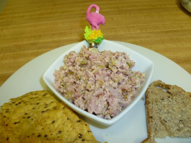 Ham Salad. Photo by Ambervim